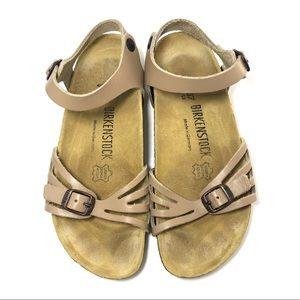 Birkenstock Bali Blush Sandals